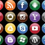 Sammlung von Logos